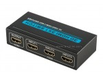 3-Port HDMI Switch Switcher Selector 3-In 1-Out Auto-switching 1080p 3D HD Audio